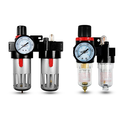 Filters Reducers FRL lubricators