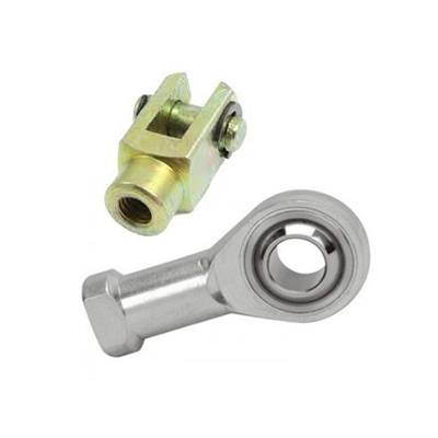 Components for ISO 6432 actuators