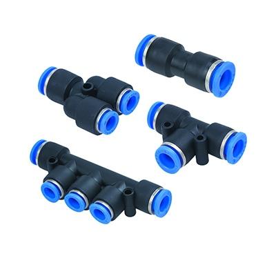 Quick connectors pneumatic connectors