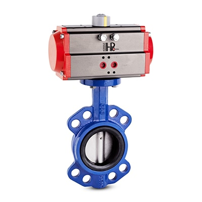 Butterfly valves, dampers