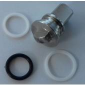 Repair kit for high pressure 3-way valve 3/8 and 1/2 cala ss304 HB3