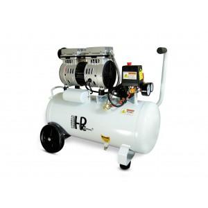 Silent oil-free dental compressor 750W 24l