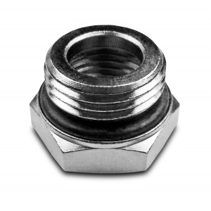 Reduction 1/2 - 1/8 inch with O-ring
