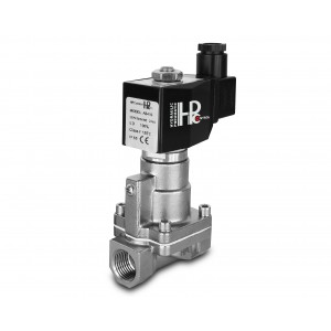 Solenoid valve to steam and high temp. RH20-SS DN20 200C 3/4 inch stainless steel SS304