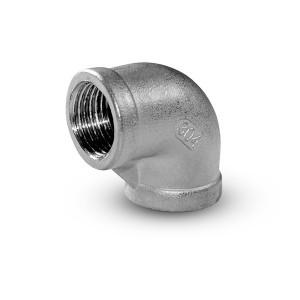 Stainless steel knee internal thread 1/4 inch