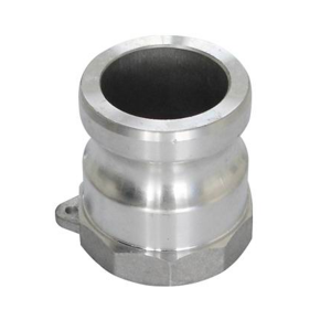 Camlock connector - type A inches DN80 Aluminum