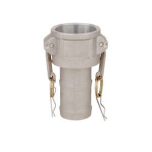 Camlock connector - type C 1 1/2 inch DN40 Aluminum