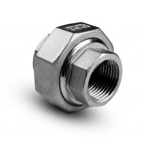 Flare stainless steel internal thread 1 inch