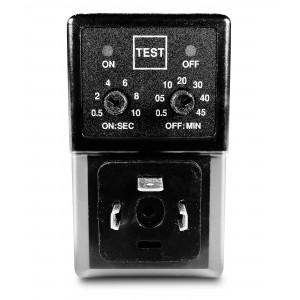 Timer - time controler T700 to the solenoid valve
