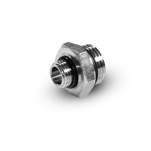 Reduction nipple 1/4 - 1/8 inch G01-G02 O-rings