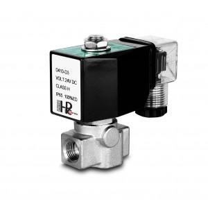 High pressure solenoid valve HP15-M stainless steel SS304 110bar