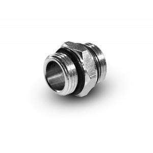Nipple 3/8 - 3/8 inch G03-G03 O-rings