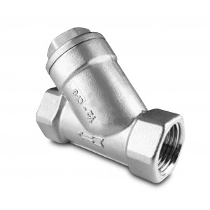 Angle filter setter 1 inch stainless steel SS304