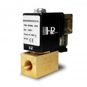 Solenoid valve 2M10 3/8 inch 0-16bar 230V 24V 12V