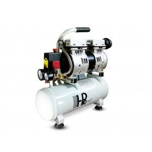 Silent oil-free dental compressor 550W 6l