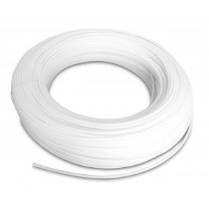 Polyamide pneumatic hose PA Tekalan 12/9 mm 1m white