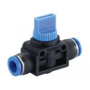 Shut-off valve on the hose 6mm HVFF-06