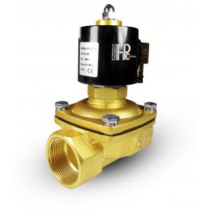 Solenoid valve open 2N40 NO DN40 1.5 inch 230V 24V 12V