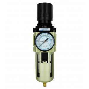 Filter dehydrator reducer regulator manometer 1/2 inch AW4000-04