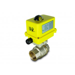 Ball valve 2 inches DN50 with electric actuator A250