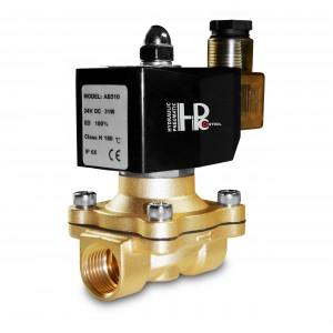 Solenoid valve 2N25 1 inch EPDM +130C