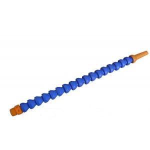 Segment hose, articulated, nozzle round, thread 1/4 inch 25 cm