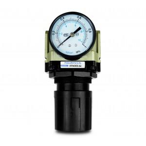 Reducer regulator manometer 1/2 inch AR4000-04