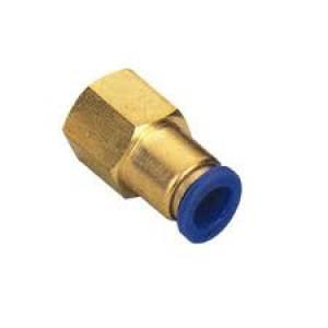 Plug nipple hose 6mm internal thread 1/4 inch PCF06-G02