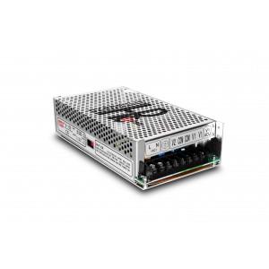 Two-voltage power supply 12V DC 4A, 24V DC 2,2A