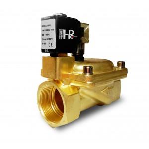 Solenoid valve 2K40 1 1/2 inch 230V or 12V 24V