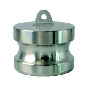 Camlock connector - type DP 1 1/2 inch DN40 SS316